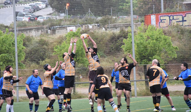 categoria veterans rugby