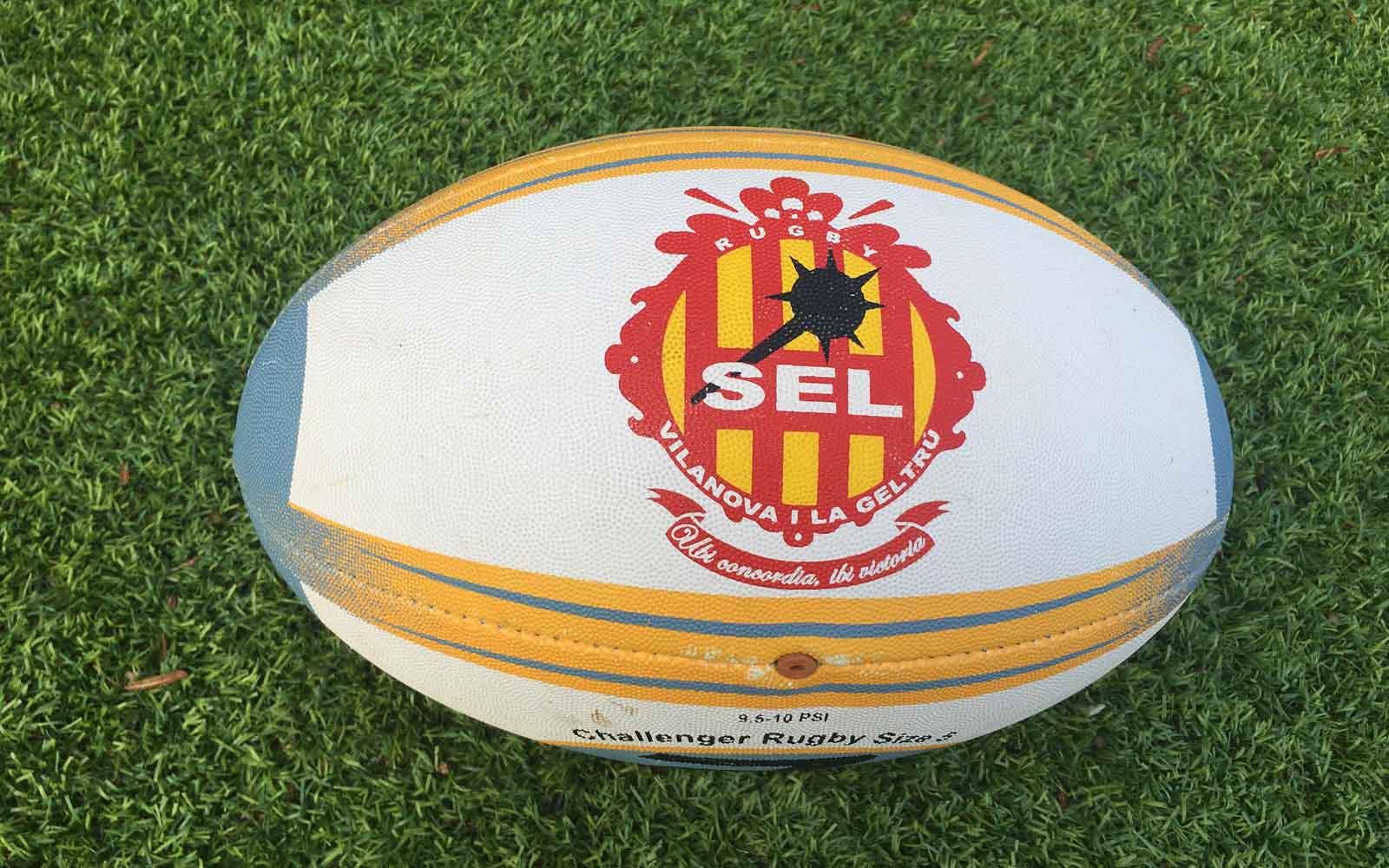 pelota de rugby sel vilanova