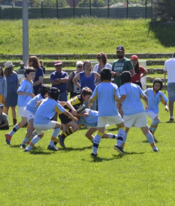 escuela de rugby vilanova