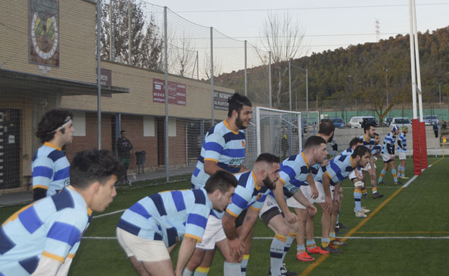 formacion de un equipo de rugby